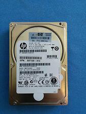 "HP 600GB 10K SAS 2.5"" HDD EG0600FBDBU 599476-003 MBF2600RC CA07173-B40100CP"