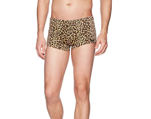 Sauvage Men's Velvet Square Cut Size M Shorts Swimwear