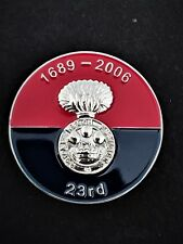 Royal Welsh Fusiliers Colours Lapel Pin
