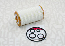 OEM For Mercedes Benz NEW US shop oil filter cartridge with O rings A 0001802609