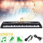 MUSICAL KEYBOARD PIANO 54 KEYS ELECTRONIC ELECTRIC DIGITAL BEGINNER ADULT SETS