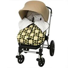"New Petunia Pickle Bottom ""Stroll"" LIVELY LA PAZ   Stroller Bunting Bag"