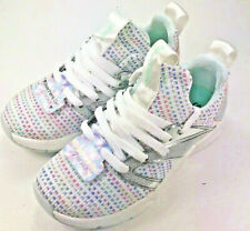 Skechers Girls Youth /Shine Status-Sophisticated Flair/ White/Multi/ 50% OFF