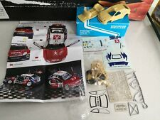 PROVENCE MOULAGE KIT 1/43 - K1802 CITROEN XSARA WRC Rally Montecarlo 03 detailed
