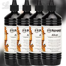 Alkan 4L (GP 6,24€/L) PETROMAX Lampenöl Petroleum Sturmlaternen Lampen Kocher