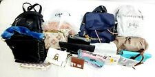 Lot of 18 New Women's Wallets, Small Hand Bags, & Back Packs - Bbm73