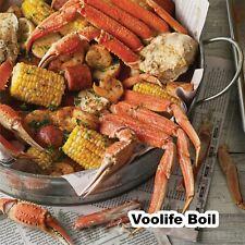 Detroit Seafood Boils