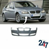 FRONT BARE PLAIN BUMPER COMPATIBLE WITH BMW 3 SERIES E90 E91 LCI 2008-2012