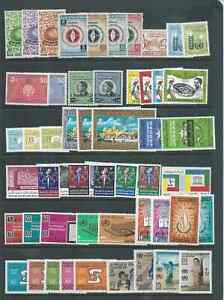 JORDAN LOVELY LOT MID PERIOD ISSUES MNH SEE BOTH SCANS NICE!
