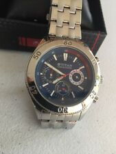 TITAN WATCH MEN CHRONO QUARTZ RELOJ