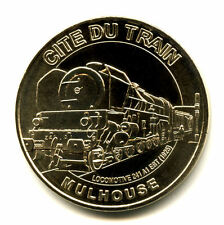 68 MULHOUSE Cité du train, Locomotive 241 A1, 2006, Monnaie de Paris