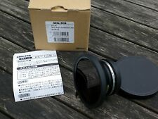 Sea & Sea Weitwinkel-Objektiv 16mm für DX-1G und DX-2G--Top--