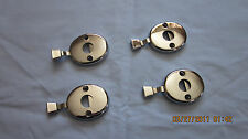 1969-72 skylark  GS chevelle ss cutlass 442 gto   head rest escutcheon set of 4