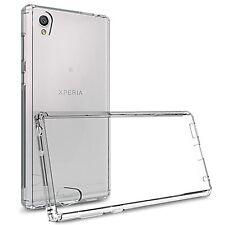 Sony Xperia L1 Coque souple transparente et résistante anti choc (2017 5.5'')