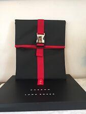 Prada Luna Rossa Men's Dopp Kit pouch Travel bag Toiletry