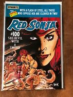 Red Sonja # 100 Cover B Variant A7-3