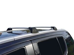 Alloy Roof Rack Cross Bar for Isuzu MU-X 2013-20 LS-T Lockable Flush