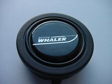 "BOSTON WHALER BOAT STEERING WHEEL CENTER CAP & EMBLEM NEW 2"" ID // 2-1/4 TOP"