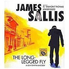 The Lew Griffin Mysteries: The Long-Legged Fly by James Sallis (2013, CD, Unabri