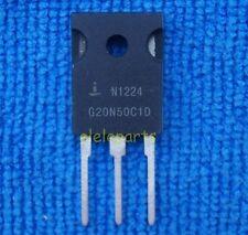 1pcs G20N50C1D TO-3p