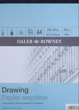 Daler Rowney Smooth Drawing Pad - A5