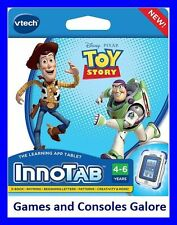 New!! Vtech InnoTab 2 Disney Toy Story Educational Game and E-Book