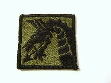 18th AIRBORNE CORPS PATCH SUBDUED:K7