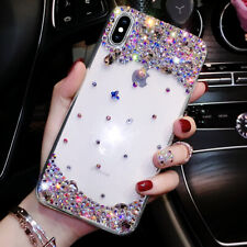Bling Colorful Diamond Rhinestone Case Cover for iPhone X XR XS MAX 6 S 7 8