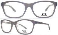 Oakley Damen Herren Brillenfassung OX1091-09 52mm Taunt grau Vollrand 563 56