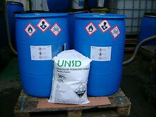 VIRGIN METHANOL > 99.9% - 2 x 205L Drums & 25kg Potassium Hydroxide - Bio Diesel