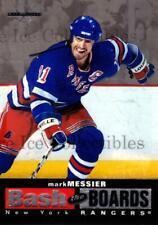 1996-97 Leaf Limited Bash The Boards #2 Mark Messier