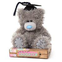 """Me To You Tatty Teddy Graduation Bear 7"""" Soft Toy Plush Gift G01W6444"""