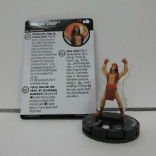 DC HeroClix Batman The Animated Series Apache Chief Chase 070 Fig w/ Card B04