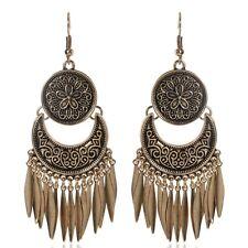 BOHO DANGLE DROP EARRINGS Bohemian Gypsy Ethnic Tribal Jewellery Gift Idea