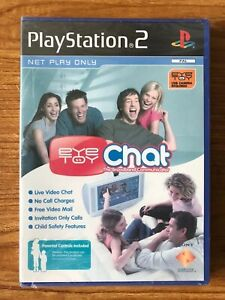 EyeToy: Chat (PS2) Brand New Sealed