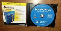 Economics: Concepts and Choices: eEdition DVD-ROM v3.0 Win2000/ME/XP, MAC 10.1+