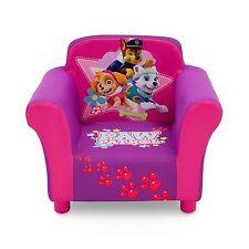 Delta Children Nick Jr. PAW Patrol Skye & Everest Upholstered Chair