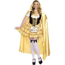 Dreamgirl Deluxe Goldilocks Costume Adult Womens 3X/4X 9895X Halloween Yellow