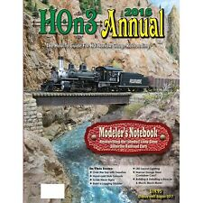 HOn3 ANNUAL 2016, How-To Guide for HO Narrow Gauge - (NEW BOOK) 2016 HOn3 Annual