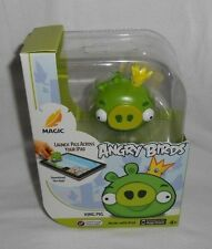 Apptivity ANGRY BIRDS iPad App Game w/King Pig Figure Piece NEW