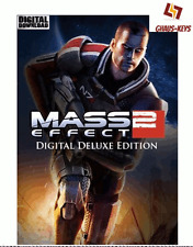 Mass Effect 2 Digital Deluxe Edition Steam Key Pc Game Code Gloal [Blitzversand]