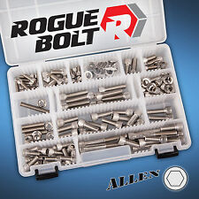 BIG BLOCK MOPAR STAINLESS ENGINE BOLT KIT | BBM 383 400 413 426 WEDGE 440 RB A