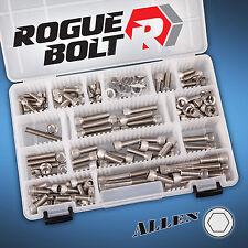Mopar Big Block Stainless Steel Engine Bolt Kit Set 383 400 413 426w 440 B Rb Bb