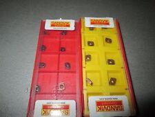 CARBIDE INSERTS 880-010203H-С-GR 1044 SANDVIK 10PCS