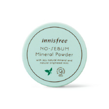 Korea Schönheit Kosmetik [innisfree] No sebum mineral powder 0.18oz/5g(oil skin)