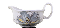 Lovely Vintage SUSIE COOPER Crown Works Gravy Boat MADE IN ENGLAND Pottery