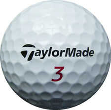 100 TaylorMade Tp red pelotas de golf en la bolsa de malla aa/AAAA lakeballs pelotas de golf balls