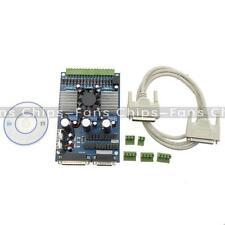 CNC 3 Axis TB6560 Stepper Motor Driver Controller Board For Mach3 Nema17 / 23 UK