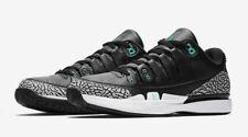 Nike Zoom Vapor RF X AJ3 SZ 8 Roger Federer Atmos Jordan Clear Jade 709998-031