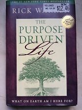 The Purpose Driven Life: What on Earth am I Here For? by Rick Warren (s#5631)